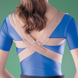 Oppo Medical Elastic Posture Clavicle Brace