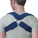 Deluxe Clavicle Support for Fractures, Sprains, Shoulder Posture Support