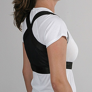 Equi fit shouldersback Lite