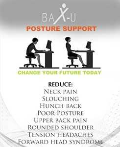 upper back support brace