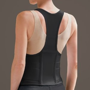 posture support brace for women Cincher Women\u0027s Posture Support Brace Review