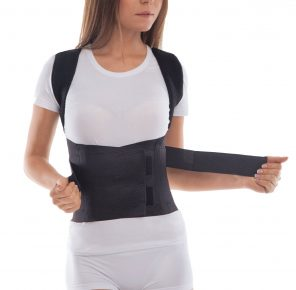 adjustable posture corrector for women