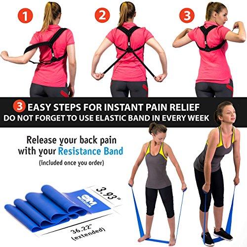 Resistance Bands Meaning: 10 Best Posture Correctors For Rounded Shoulders For Men
