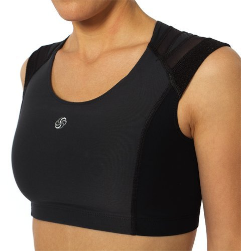 6ce64ffcfa The Best Posture Corrector Bra For Women  IntelliSkin Posturecue Sports Bra  Review